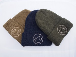 Embroidered Watch Cap